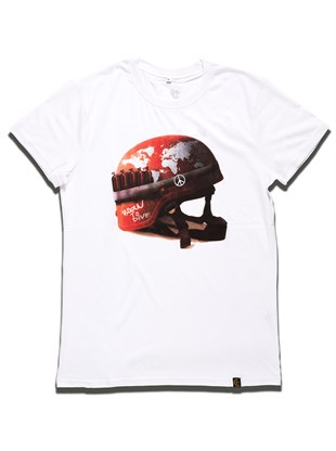 Born To Dive T-Shirt White