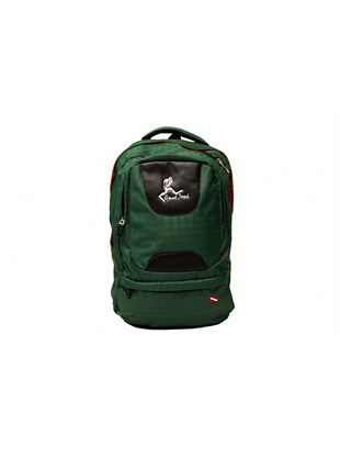 Laptop Backpack Green