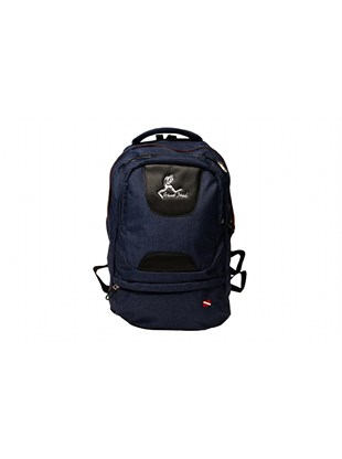 Laptop Backpack Navy